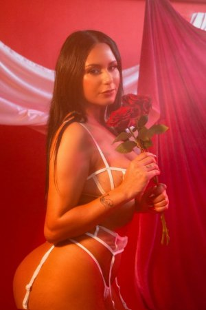 Allyssia live escorts in Middlesborough