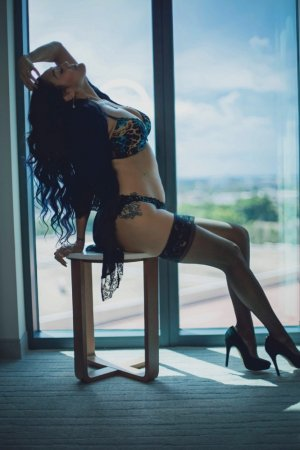 Tamira outcall escorts in Kings Mountain North Carolina